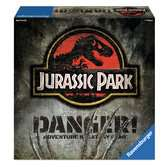 Jurassic Park Danger! - Adventure Strategy Game Games;Strategy Games - Ravensburger
