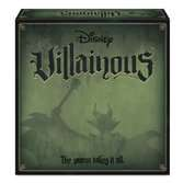 Disney Villainous Game - Which Villain Are You? Spil;Familiespil - Ravensburger