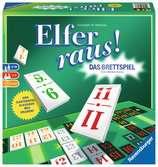 Elfer raus! Das Brettspiel Spiele;Familienspiele - Ravensburger