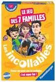 Le jeu des 7 Familles des Incollables Jeux de société;Jeux famille - Ravensburger