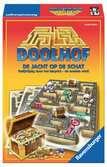 Doolhof - De jacht op de schat Spellen;Spellen voor het gezin - Ravensburger