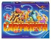 Disney Labyrinth Spellen;Spellen voor het gezin - Ravensburger