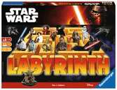Star Wars Labyrinth Games;Family Games - Ravensburger