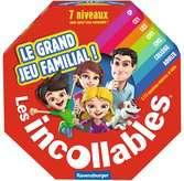 Le grand jeu familial des Incollables Jeux de société;Jeux famille - Ravensburger