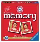 FC Bayern München memory® Spiele;Familienspiele - Ravensburger