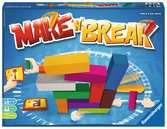 Make  n  Break  17 D/F/I/NL/EN Games;Strategy Games - Ravensburger