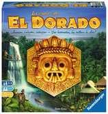 La course vers El Dorado Jeux;Jeux de société pour la famille - Ravensburger