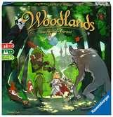 Woodlands Spiele;Familienspiele - Ravensburger