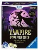 Vampire pour une Nuit Jeux;Jeux de cartes - Ravensburger