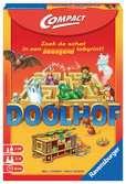 Doolhof Compact Spellen;Spellen voor het gezin - Ravensburger