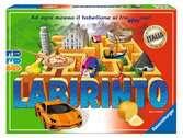 Labirinto Italia Giochi;Giochi di società - Ravensburger