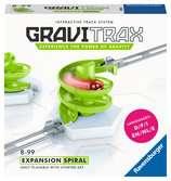 Ravensburger - 26838 Gravitrax Espiral - Juegos de construcción para niños, Juego CTIM, 1+ Jugadores, Edad recomendada 8+ GraviTrax;GraviTrax Accesorios - Ravensburger