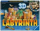 3D Labyrinth Spill;Familiespill - Ravensburger