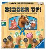 BIDDER UP! Games;Family Games - Ravensburger