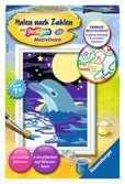 Kleiner Delfin Malen und Basteln;Malen nach Zahlen - Ravensburger