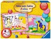 Süße Ponys Malen und Basteln;Zeichen- und Malsets - Ravensburger