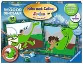 The Good Dinosaur Malen und Basteln;Malen nach Zahlen - Ravensburger