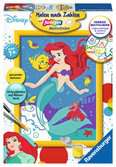 Arielle, die Meerjungfrau Malen und Basteln;Malen nach Zahlen - Ravensburger