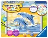 Freunde des Meeres Malen und Basteln;Malen nach Zahlen - Ravensburger