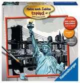 New York City Malen und Basteln;Malen nach Zahlen - Ravensburger