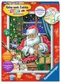 In der Weihnachtswerkstatt Malen und Basteln;Malen nach Zahlen - Ravensburger