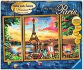 In het hart van Parijs Hobby;Schilderen op nummer - Ravensburger