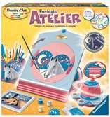 Fantastic  Atelier Numéro d Art Loisirs créatifs;Peinture - Numéro d'Art - Ravensburger