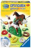 Pferd Malen und Basteln;Malsets - Ravensburger