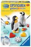 Pinguin Malen und Basteln;Zeichen- und Malsets - Ravensburger