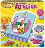 Fantastic  Atelier Numéro d Art® Loisirs créatifs;Peinture - Numéro d'Art - Ravensburger