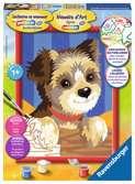 Yorkshire pup Hobby;Schilderen op nummer - Ravensburger