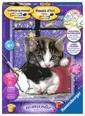 Knuffelende katjes Hobby;Schilderen op nummer - Ravensburger
