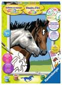 Paardenvriendschap Hobby;Schilderen op nummer - Ravensburger