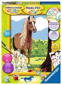 Paard Hobby;Schilderen op nummer - Ravensburger