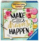 Make your dreams happen Hobby;Schilderen op nummer - Ravensburger