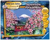 Japanische Kirschblüte Malen und Basteln;Zeichen- und Malsets - Ravensburger