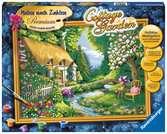 Cottage Garden Malen und Basteln;Malen nach Zahlen - Ravensburger