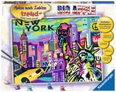 Big Apple Hobby;Schilderen op nummer - Ravensburger
