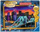 Brooklyn Bridge Hobby;Schilderen op nummer - Ravensburger