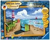 Urlaub an der Ostsee Malen und Basteln;Malen nach Zahlen - Ravensburger