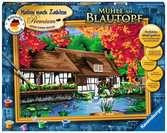 Moulin à eau Loisirs créatifs;Peinture - Numéro d art - Ravensburger