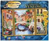 Venetië Hobby;Schilderen op nummer - Ravensburger