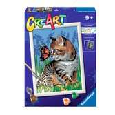 Ravensburger CreArt Paint by Numbers - Best Friends Arts & Crafts;CreArt - Ravensburger