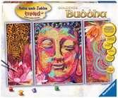 Gouden Boeddha Hobby;Schilderen op nummer - Ravensburger