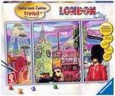 London City Hobby;Schilderen op nummer - Ravensburger