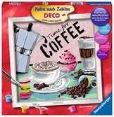 Coffee Malen und Basteln;Malen nach Zahlen - Ravensburger