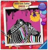 Zebra s Hobby;Schilderen op nummer - Ravensburger