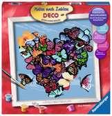 Mooie vlinders Hobby;Schilderen op nummer - Ravensburger