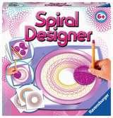 Spiral Designer Midi Girl Loisirs créatifs;Activités créatives - Ravensburger