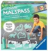 Dinosaurier Malen und Basteln;Malsets - Ravensburger